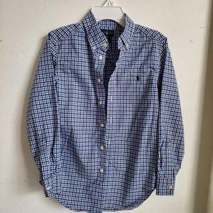 RALPH LAUREN boys dress shirts